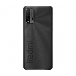 Смартфон Xiaomi Redmi 9T NFC 4/64Gb Carbon Gray RU (M2010J19SY)