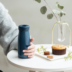 Термос Xiaomi Fun Home Remembrance Vacuum Flask (400 мл, синий)