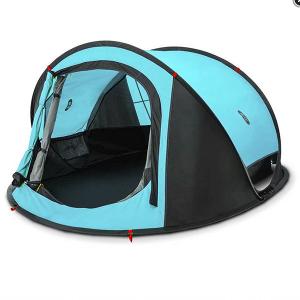 Туристическая палатка Xiaomi Camping Tent 2.0 Синяя HW010102G