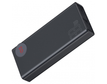 Внешний аккумулятор Baseus Mulight Quick Charge Power Bank 30000mAh (PPMY-01) Black