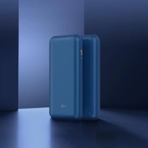Внешний аккумулятор ZMI 10 Power Bank Pro 65W (20000 mah, синий)
