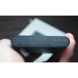 Xiaomi Mi Power Bank 2 (10000 mAh) синий