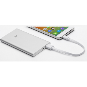 Xiaomi Mi Power Bank (5000 mAh) slim