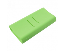 Чехол Xiaomi Silicone Case для Power Bank 2 20000 mAh (Зеленый )