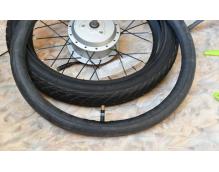 Колесо - усиленная покрышка + камера к велосипеду Xiaomi QiCYCLE