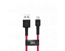 Кабель USB/Lightning Xiaomi ZMI MFi 200см Red AL833 (арт. 05043)