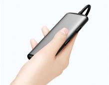 Многопортовый адаптер Xiaomi (Mi) HAGiBiS (UC39-PDMI) (Grey)