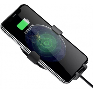 Держатель автомобильный Xiaomi 70mai Wireless Car Charge Mounе Midrive PB01 Black
