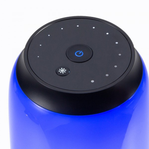 Портативная колонка с подсветкой Xiaomi Velev V03 Colorful Lighting Sound Black