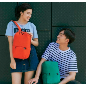 Рюкзак Xiaomi (Mi) Mini Backpack 10L Orange