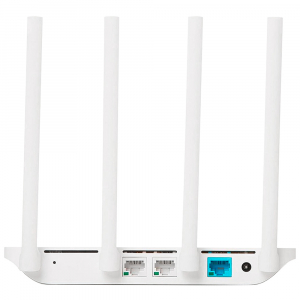 Роутер Xiaomi Mi WiFi Router 4 Dual-core CPU