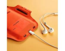 Спортивный чехол на руку для смартфона Xiaomi Guildford (4.7- 5.2 дюймов) Orange