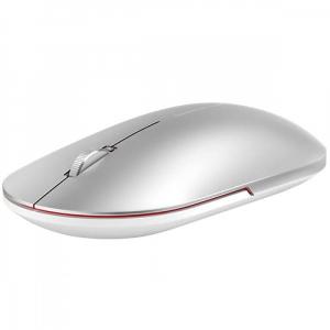 Беспроводная мышь Xiaomi Mi Elegant Mouse Metallic Edition серебро XMWS001TM