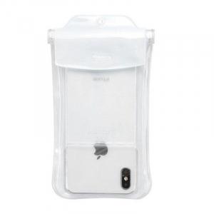 Чехол для смартфона водонепроницаемый Baseus Safe Airbag Waterproof Case ACFSD-C02 белый