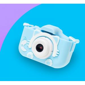 Детский фотоаппарат с селфи камерой TD A+ Lovely Кошечка