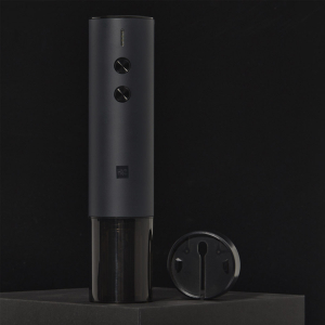 Электрический штопор Huo Hou Electric Wine Opener (черный) (HU0120)