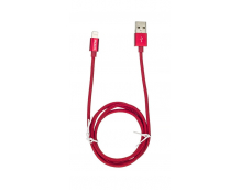 Кабель USB/Lightning Rock MFI Charge & Sync Round Cable II 1000mm (RCB0411)