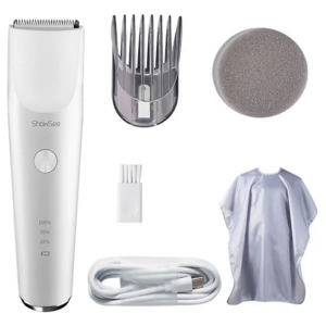 Машинка для стрижки Xiaomi Showsee Electric Hair Trimmer C2-W White