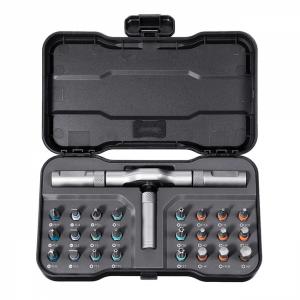 Набор инструментов Xiaomi Mijia Duka 24 in 1 RS1 Black