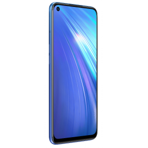 Смартфон Realme 6 4+128GB Comet Blue (RMX2001)