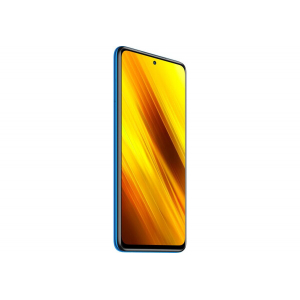Смартфон Xiaomi POCO X3 NFC 6/128 Cobalt Blue RU (M2007J20CG)