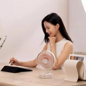 Вентилятор Xiaomi Desktop Fan Sothing S2 (DSHJ-S-2102) Pink