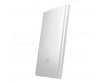Внешний аккумулятор Power Bank Xiaomi Mi 2 Slim 5000 mAh (PLM10ZM) (Silver)