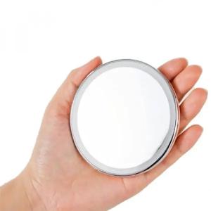 Зеркало для макияжа с подсветкой Jordan&Judy LED Makeup Mirror (серебряный) (NV030)