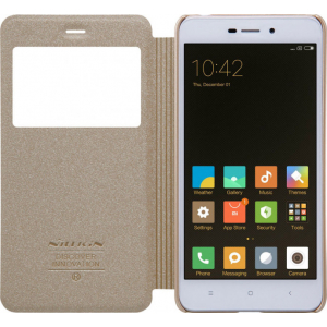 Чехол книжка Xiaomi Redmi 4a Nillkin Sparkle