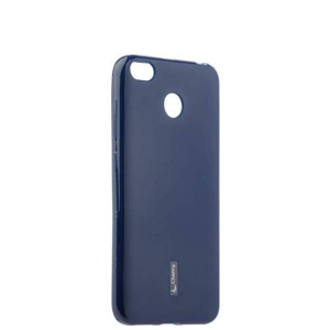 Силиконовая накладка Cherry для Xiaomi Redmi 6 (2018) синий