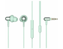 Стерео-наушники 1MORE Stylish Dual-Dynamic in-Ear (Green) E1025 (арт. 05055)