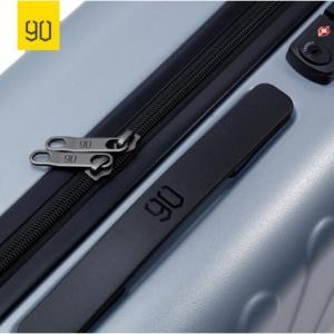 Чемодан Xiaomi Mi Trolley 90 Points Seven Bar Suitcase 20 дюйма (Синий)