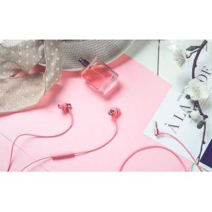 Стерео-наушники 1MORE Stylish Dual-Dynamic in-Ear (Pink) E1025 (арт. 05056)