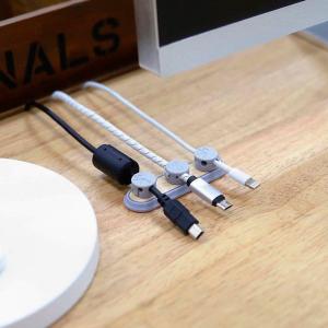 ДЕРЖАТЕЛЬ ДЛЯ ПРОВОДОВ BCASE TUP2 MAGNETIC ABSORPTION CABLE CLIP (ТЕМНО-СЕРЫЙ)