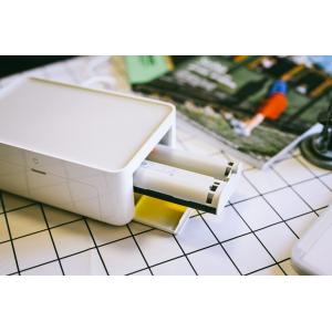 Картридж с фотобумагой 80 листов для принтера Xiaomi Mijia Photo Printer
