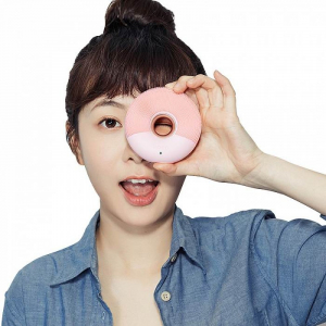 Массажер для чистки лица Xiaomi DOCO Smart Sonic (розовый) V001