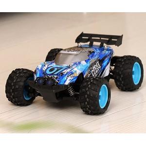 Радиоуправляемая машинка Smart Racing Car (RCSB-002, голубой)
