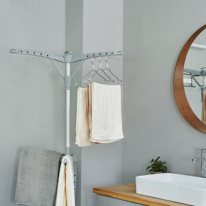 Сушилка для белья Xiaomi Mr Bond Floor-standing Triangle Folding Drying Rack