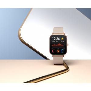 Умные часы Amazfit GTS Smart Watch (EU, золотой)
