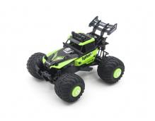 Радиоуправляемая трагги CraZon Green Ghost / Sprint 2WD 1:28 (сменные колеса и корпус)