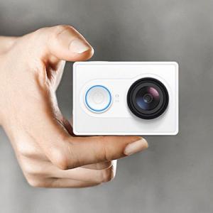 Экшн-камера Xiaomi Yi basic edition (Yi, белый)