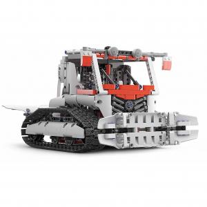 Игрушка-трансформер MITU Builder Bunny Block Tracked Tank