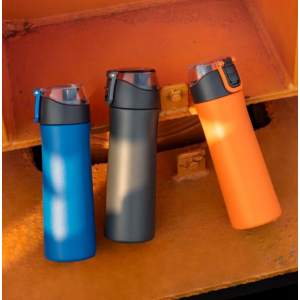 Спорт холодная чашка термос чашка Xiaomi FunHome 500мл Orange