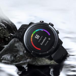 Умные часы Xiaomi Amazfit Stratos+ (A1619S) Black (EU)
