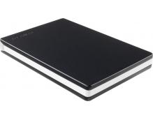 Внешний жесткий диск USB 3.0 TOSHIBA Canvio Slim Aluminium 2TB (чёрный)