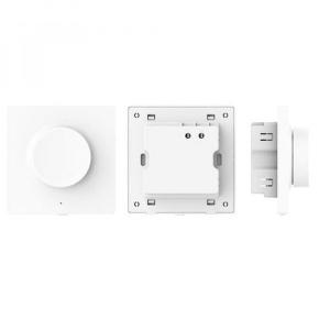 Беспроводной встраиваемый выключатель-диммер Yeelight Bluetooth Wireless Switch YLKG07YL