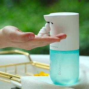 Сенсорная мыльница Simpleway Automatic Induction Washing Machine (300 мл, антибактериальное мыло) ZDXSJ02XW Blue