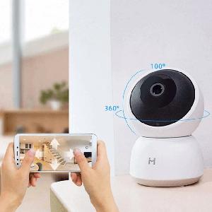 IP-камера IMILAB Home Security Camera A1 360° (EU) (CMSXJ19E)