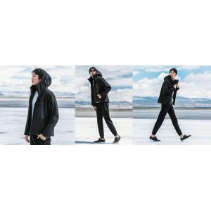 Куртка с подогревом Xiaomi Ninetygo 90Points GOFUN Black (M)у