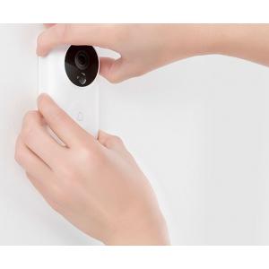 Умный дверной видеозвонок домофон Xiaomi Zero Smart Video Doorbell Suit белый FJ01MLTZ
